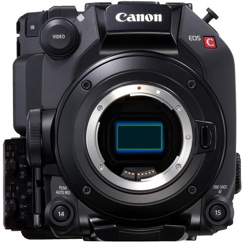 Canon EOS C300 Mark III Digital Cinema Camera Body (EF Lens Mount)