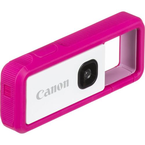Canon IVY REC Digital Camera (Dragonfruit)