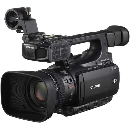 Canon XF100 HD Professional Camcorder (Refurbished)