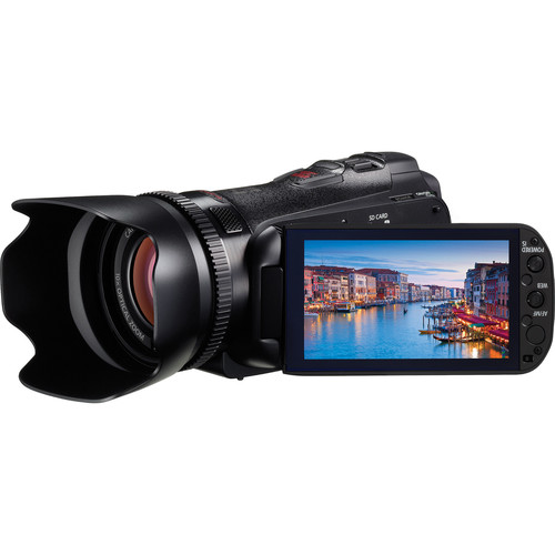 Canon VIXIA HF G10 Flash Memory Camcorder (Refurbished)