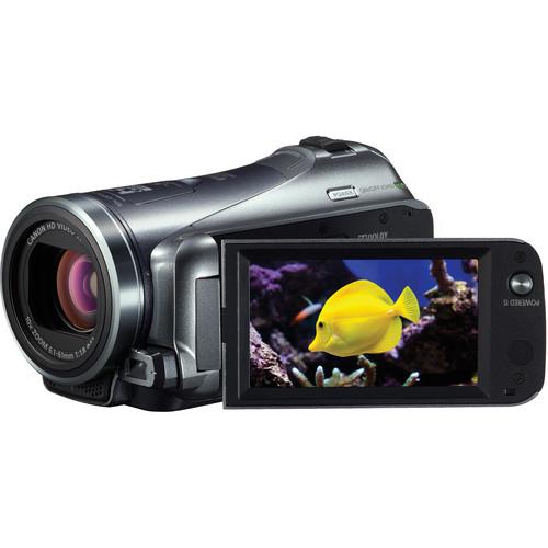 Canon VIXIA HF M400 Flash Memory Camcorder
