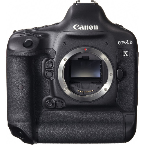Canon EOS-1D X DSLR Camera (Body Only)