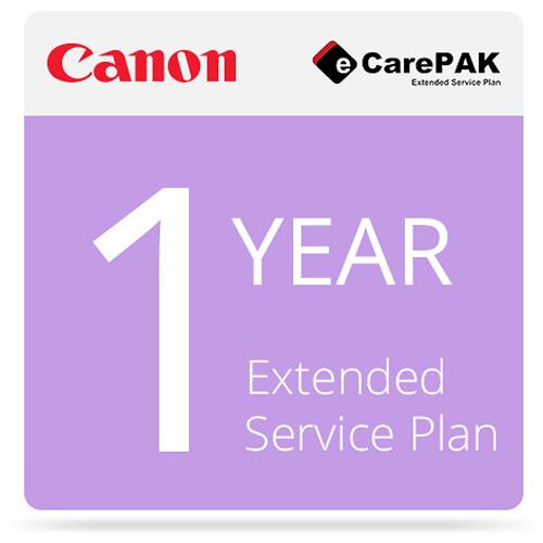 Canon 4-Year eCarePAK Extended Service Plan for imageCLASS D570 (Tier 1E)
