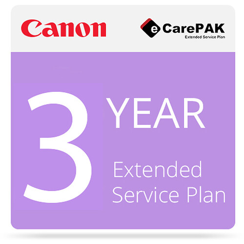 Canon 2-Year eCarePAK Extended Service Plan for imageCLASS D570 (Tier 1E)
