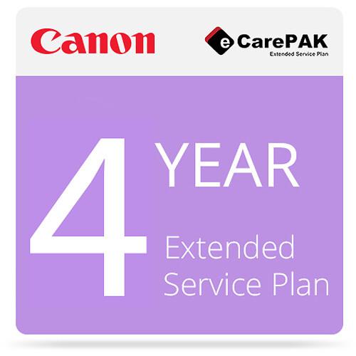 Canon 3-Year eCarePAK Extended Service Plan for imageCLASS D570 (Tier 1E)