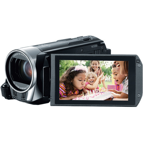 Canon HF R300 HD FLASH CAMCORDER