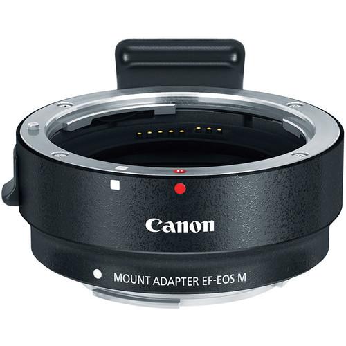 Canon EF-M Lens Adapter Kit for Canon EF / EF-S Lenses (White Box)