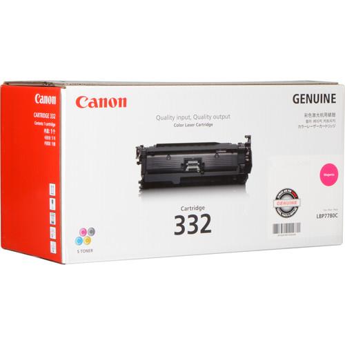 Canon 332 Magenta Toner Cartridge