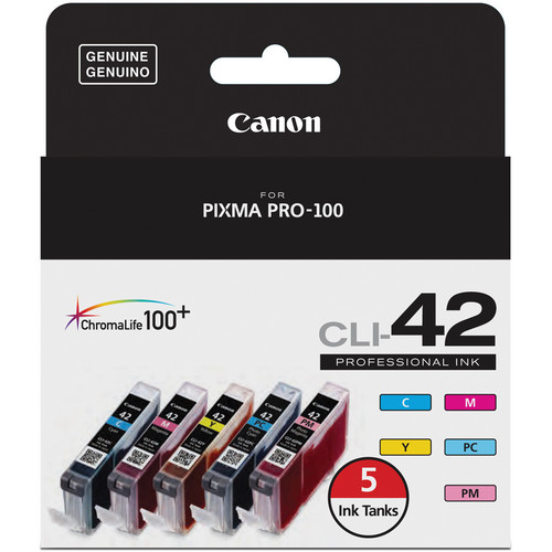 Canon CLI-42 5-Color Ink Pack