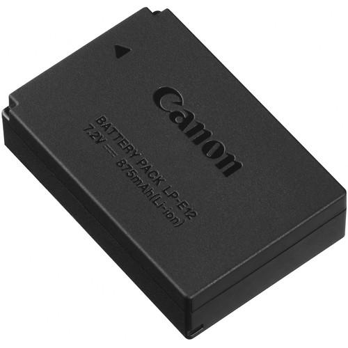 Canon LP-E12 Lithium-Ion Battery Pack (7.2V, 875mAh)