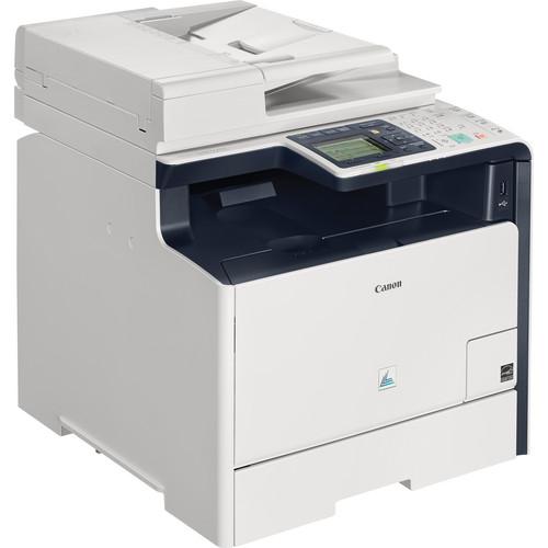 Canon imageCLASS MF8580Cdw Wireless Color All-in-One Laser Printer