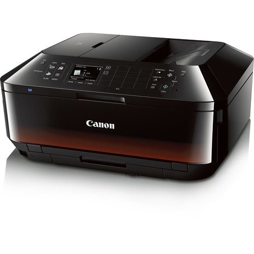 Canon PIXMA MX922 Wireless Color All-in-One Inkjet Office Printer