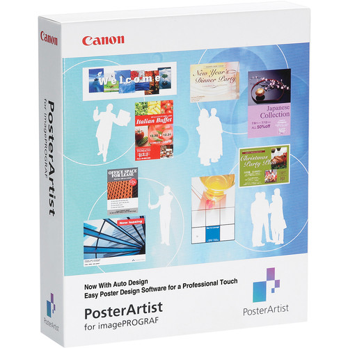 Canon PosterArtist DVD