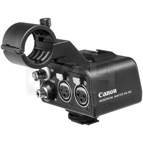 Canon MA-300 Dual XLR Microphone Adapter