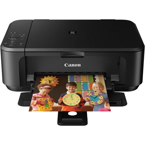 Canon PIXMA MG3520 Wireless Color All-in-One Inkjet Photo Printer (Black)