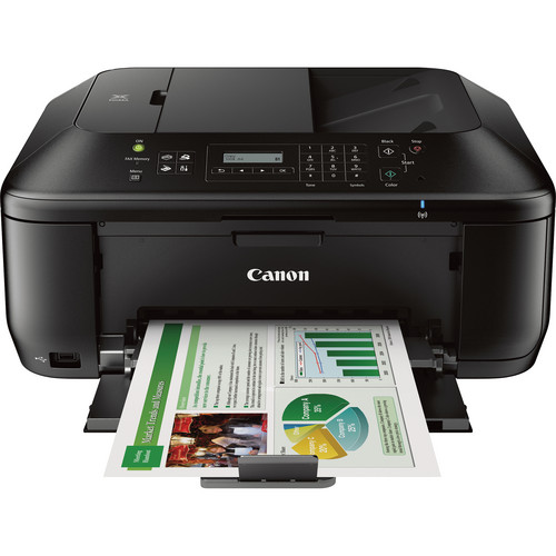 Canon PIXMA MX532 Wireless All-in-One Inkjet Printer