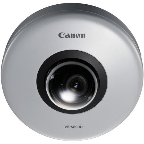 Canon VB-S800D Micro Dome Full HD PoE Network Camera