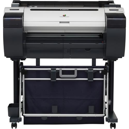 "Canon imagePROGRAF iPF680 24"" Large-Format Inkjet Printer"