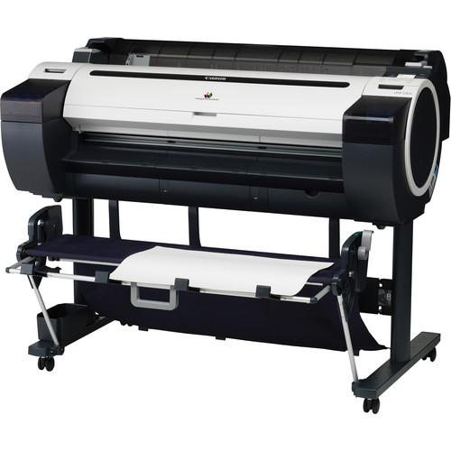 "Canon imagePROGRAF iPF785 36"" Large-Format Inkjet Printer"