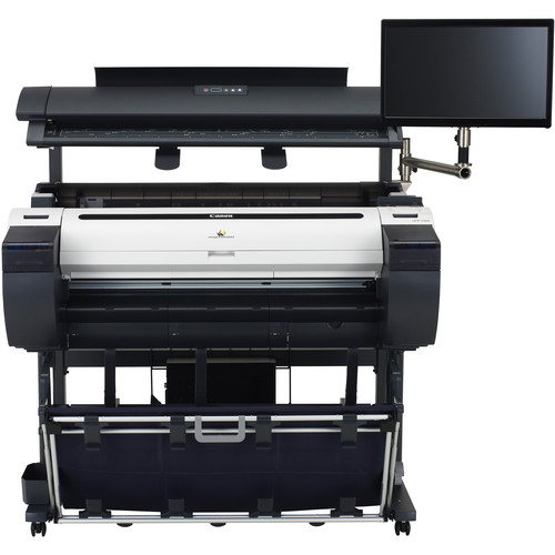 "Canon imagePROGRAF iPF780 36"" Multi-Function Large-Format Inkjet Printer with M40 Scanner"