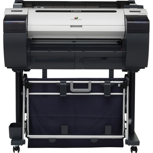 "Canon imagePROGRAF iPF685 24"" Large-Format Inkjet Printer"
