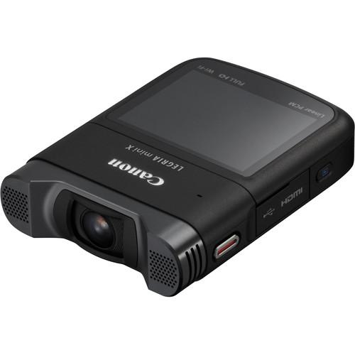 Canon LEGRIA mini X Full HD Camcorder (PAL)