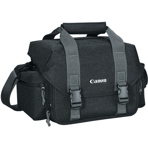 Canon 300-DG Digital Gadget Bag (Black/Gray)