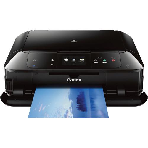 Canon PIXMA MG7520 Wireless All-in-One Inkjet Printer (Black)