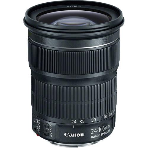 Canon EF 24-105mm f/3.5-5.6 IS STM Lens