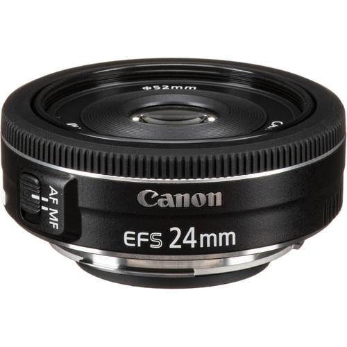 Canon EF-S 24mm f/2.8 STM Lens