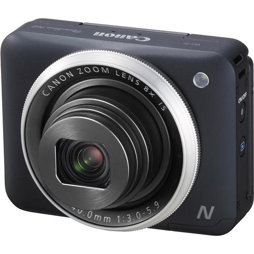 Canon PowerShot N2 Digital Camera (Black)