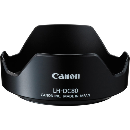 Canon LH-DC80 Lens Hood for PowerShot G1 X Mark II Digital Camera