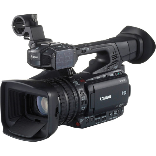 Canon XF200 HD Camcorder (Refurbished)