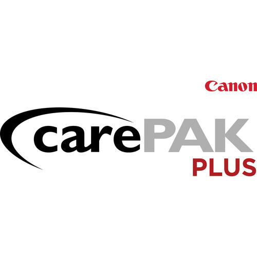 Canon CarePAK PLUS 3-Year Service Plan for EF Lenses ($0-$199.99 MSRP)