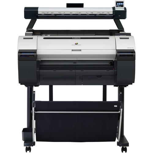 "Canon imagePROGRAF iPF670 24"" Large-Format Inkjet Printer with L24 Scanner"