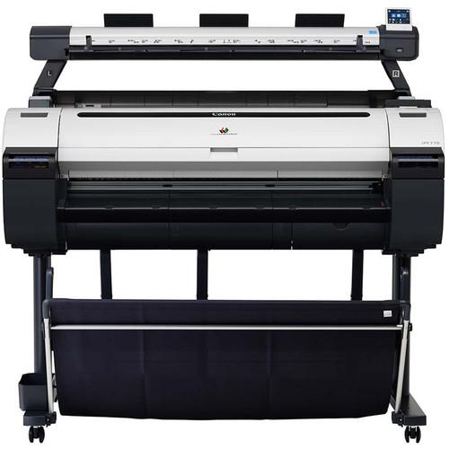 "Canon imagePROGRAF iPF770 36"" Large-Format Inkjet Printer with L36e Scanner"