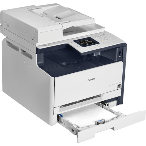 Canon imageCLASS MF624Cw All-in-One Color Laser Printer
