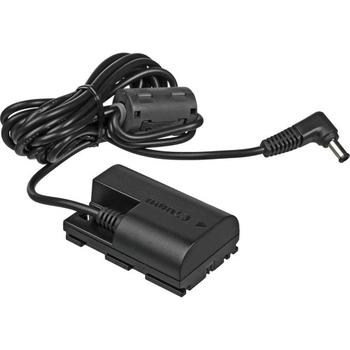 Canon AC-E6N AC Adapter and DC Coupler DR-E6 Kit