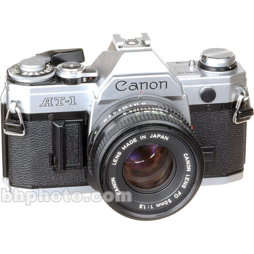 used canon at