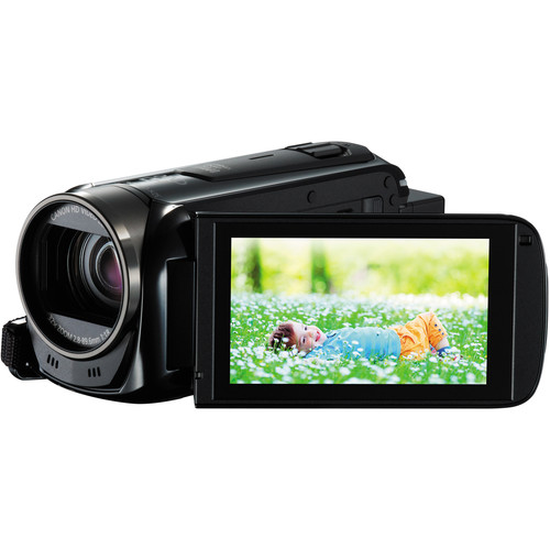 Canon 8GB LEGRIA HF R56 Full HD Camcorder (PAL, Black)