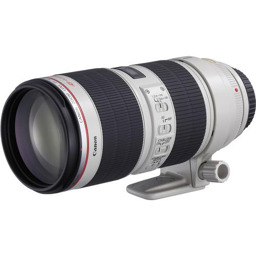 Canon EF 70-200mm f/2.8L IS II USM Lens Solar Eclipse Kit
