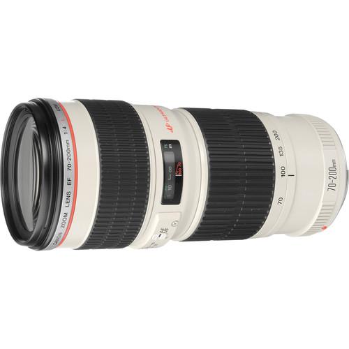 Canon EF 70-200mm f/4L USM Lens Solar Eclipse Kit