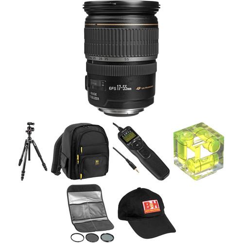 Canon EF-S 17-55mm f/2.8 IS USM Lens Landscape Kit