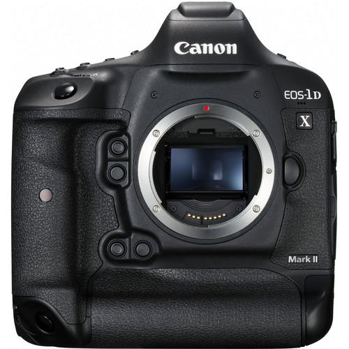 Canon EOS-1D X Mark II DSLR Camera Body with Inkjet Printer Kit