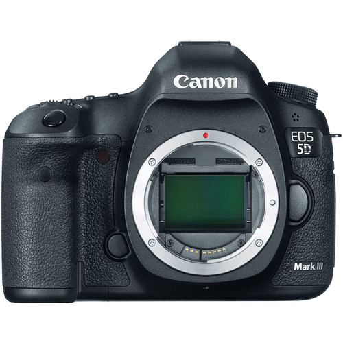 Canon EOS 5D Mark III DSLR Camera (Body Only) Video Production Kit
