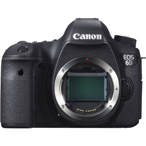 Canon EOS 6D DSLR Camera Body with Storage Kit