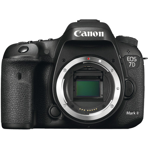 Canon EOS 7D Mark II DSLR Camera with Adobe Creative Cloud Photography Plan Kit