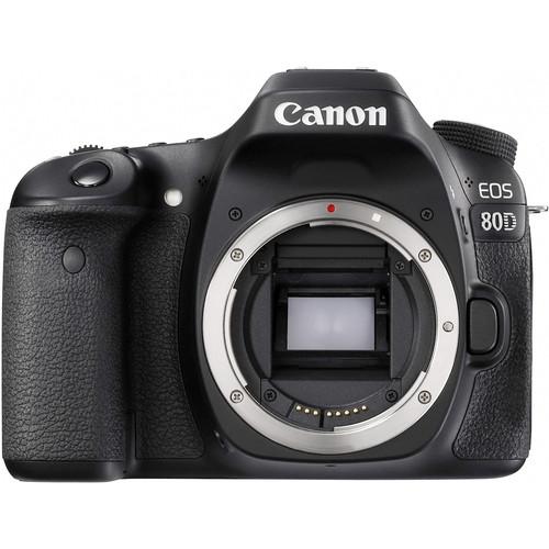 Canon EOS 80D DSLR Camera Video Kit