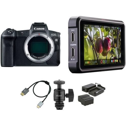 Canon EOS R Mirrorless Digital Camera Cine Kit