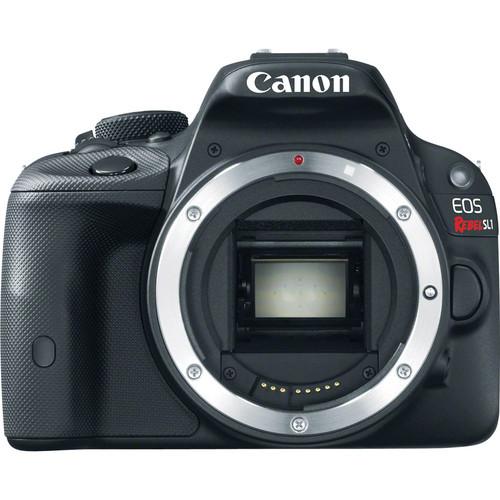 Canon EOS Rebel SL1 DSLR Camera Body Kit with EF 40mm f/2.8 STM Lens